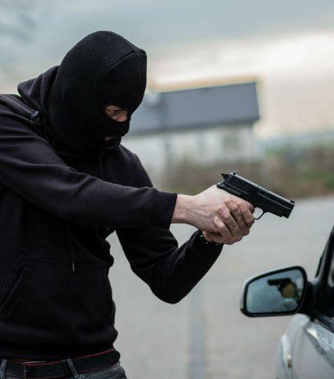 Gun-Toting Shurugwi Car Thief Nabbed