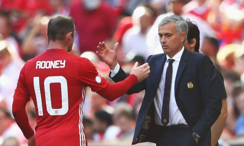 Manchester United: Jose Mourinho's players have to stand up – Wayne Rooney