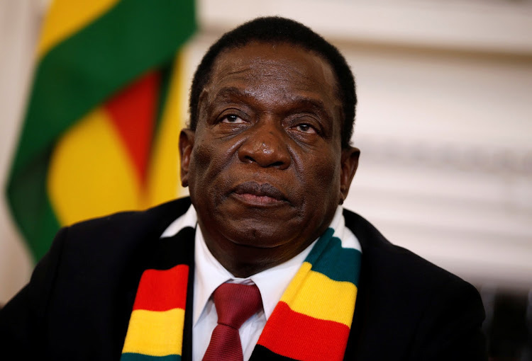 ED: Zimbabwe in talks with British govt over farmers' compensation