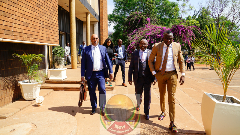 PICTURES: Big names at court over fraud, graft – Ginimbi, Chivayo, Kasukuwere, ex-mines minister