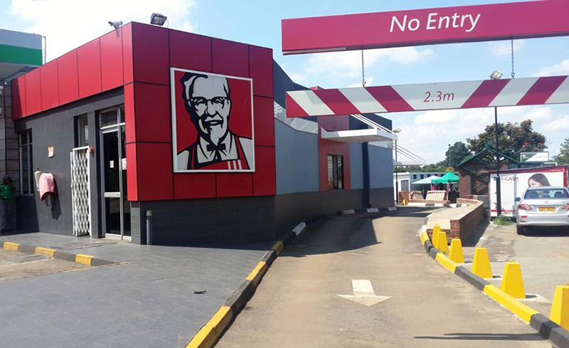 KFC shuts its Zimbabwe restaurants; blames currency chaos