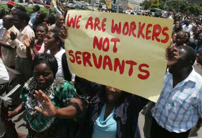 Government sets sights on ghost workers