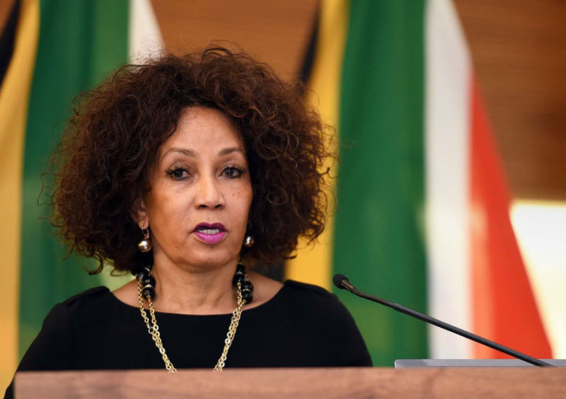 MINISTER Sisulu: SA always ready to help stricken Zimbabwe, but they have to ask