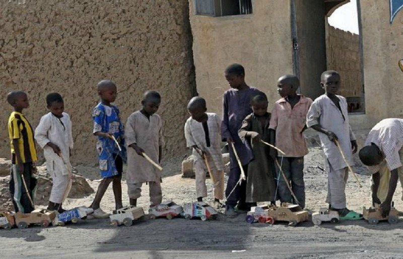 833 children freed by militia in Nigeria