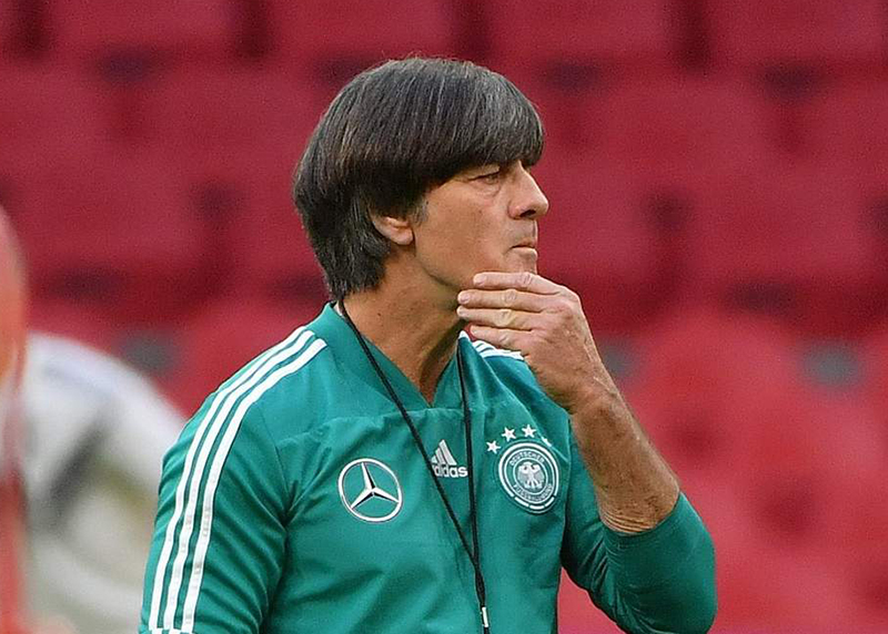 German press hammer Loew after Dutch mauling