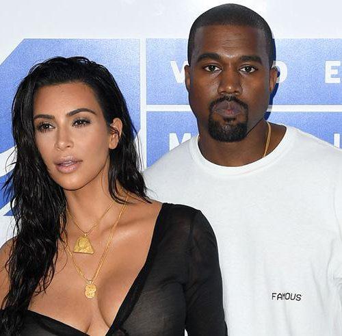 Kanye West and Kim Kardashian West visit Uganda