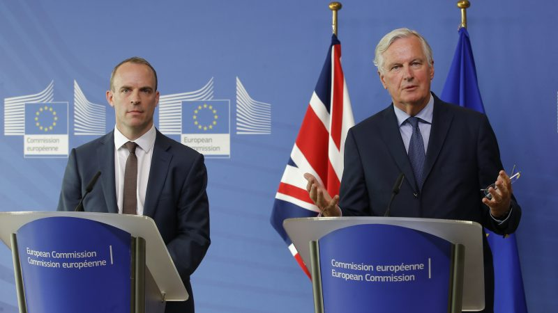 EU says still time for Brexit deal as failure looms