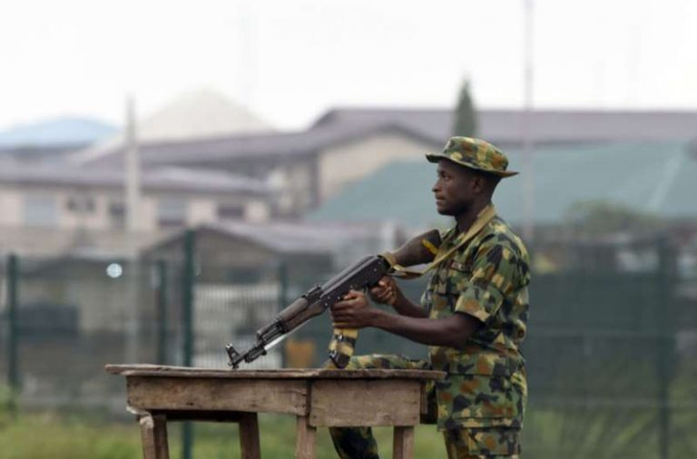 Dozens dead in Niger/Nigeria crackdown on criminal gangs