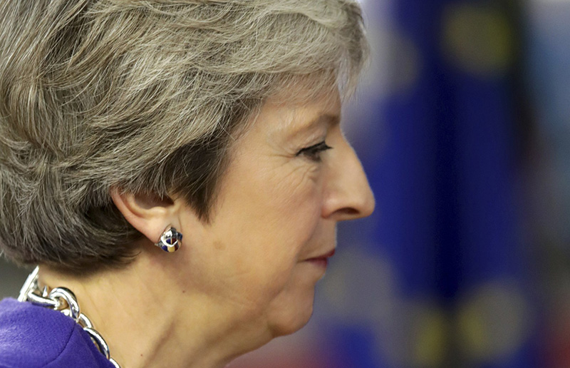 UK prime minister: Post-Brexit transition could be extended