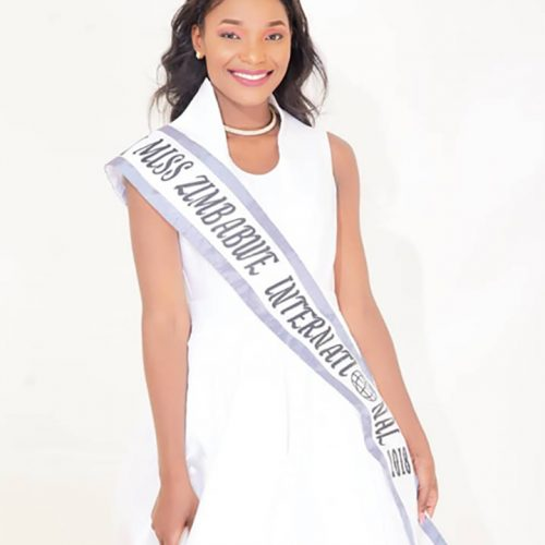 Miss Zimbabwe International misses the cut in Japan but learns from experience