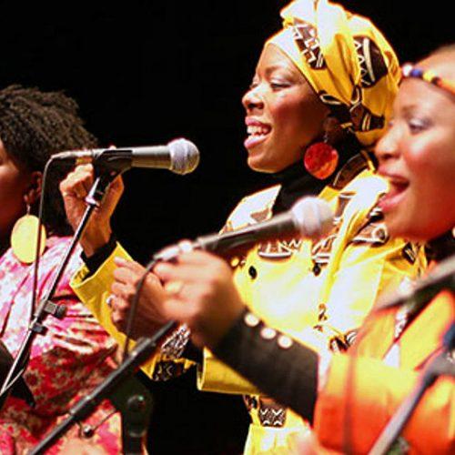 Zim's Nobuntu ensemble take America's tour to Philadelphia