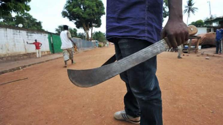 Machete wielding gangs give Zvishavane omnipresent feel of death