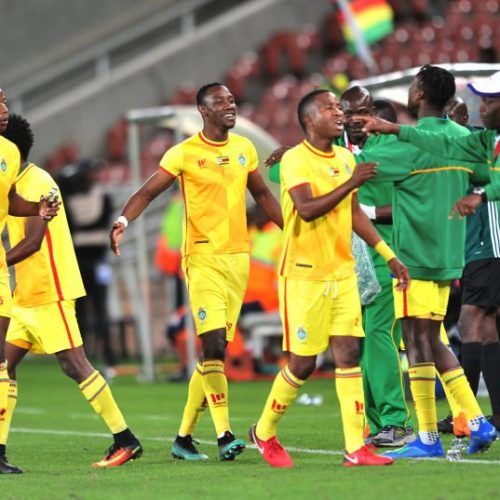 ZIFA vice president Gift Banda suspended over Warriors shake-up