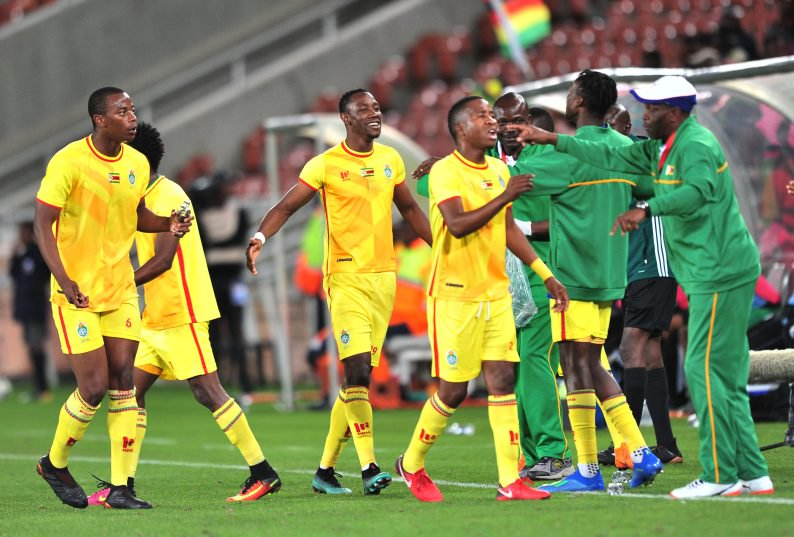 Warriors handed tough 2021 Afcon qualification draw