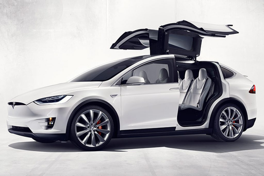 Zimbo imports country's first Tesla electric car as petrol shortages worsen