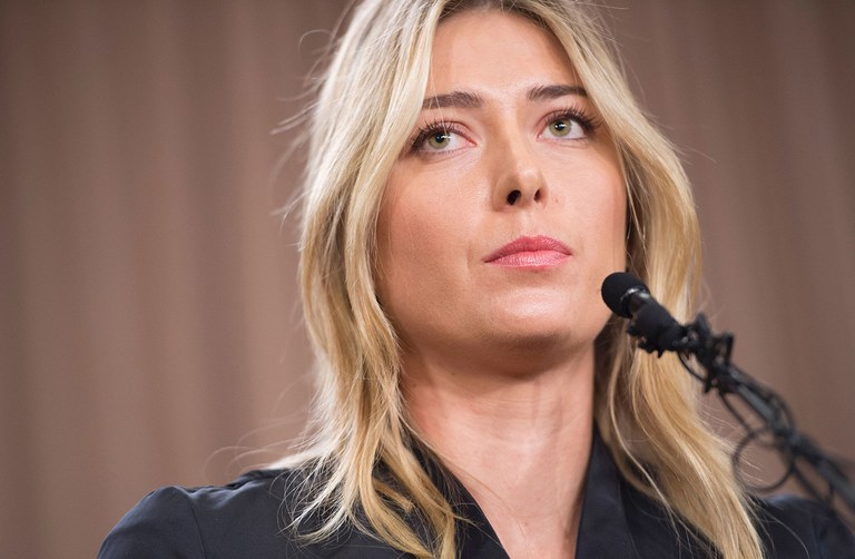 Maria Sharapova confirms romance with Princes William, Harry's friend