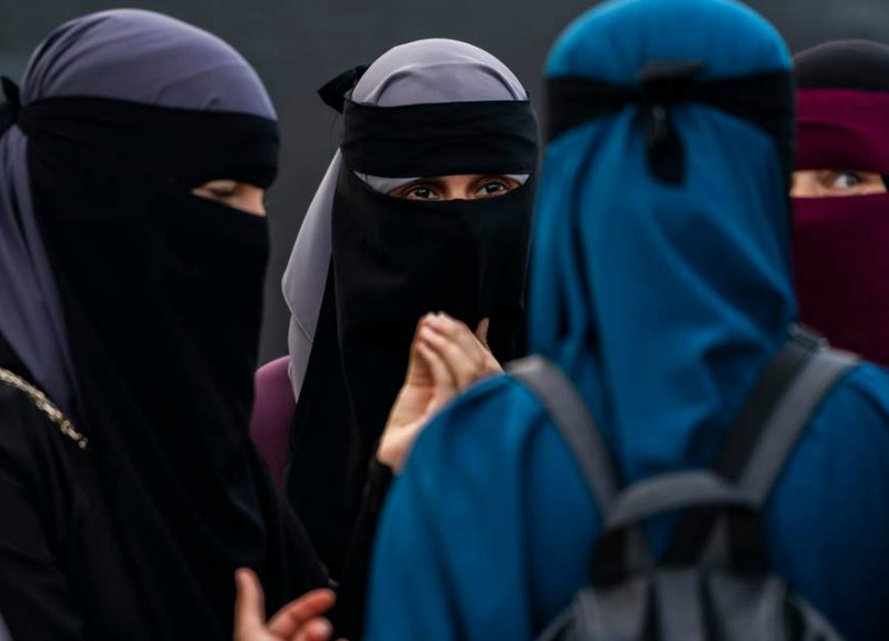 Algeria bans women civil servants from wearing full-face veils