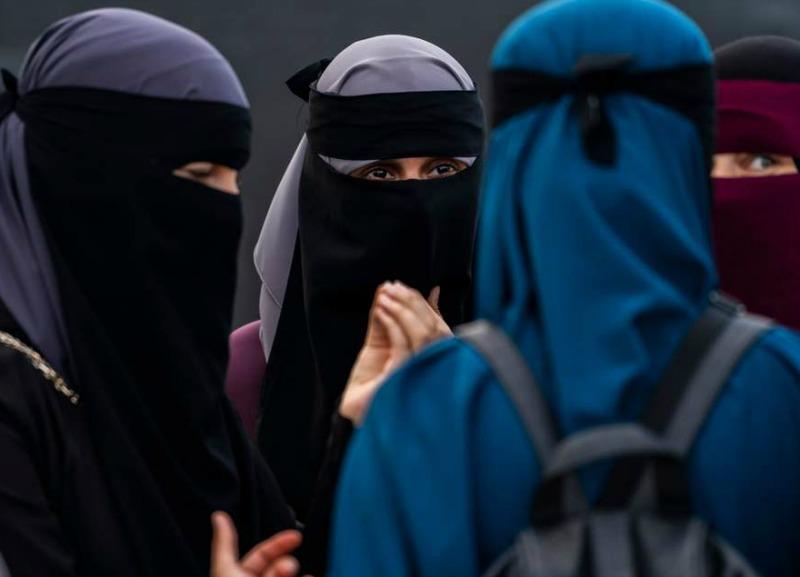 Algeria bans women civil servants from wearing full-face veils