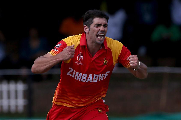 Zim cricket stars target Indian Premier League
