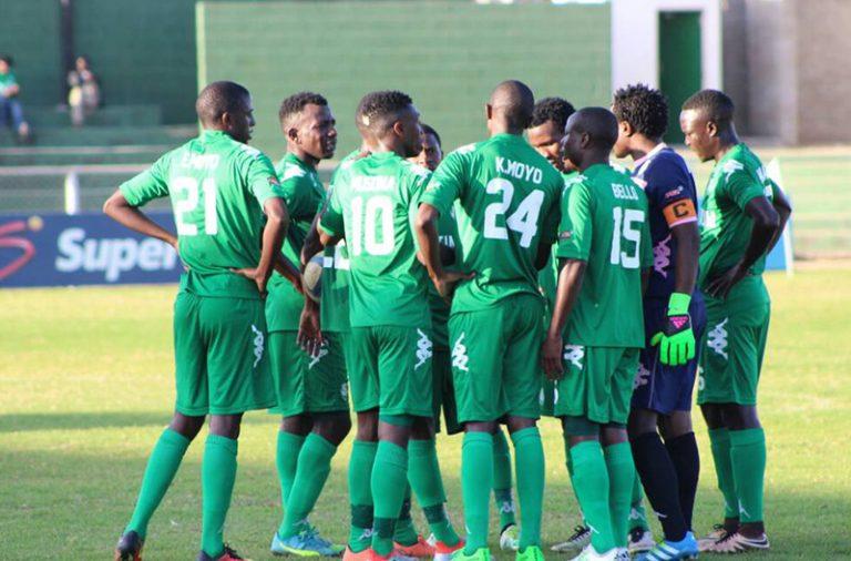 FC Platinum keep pressure on CAPS United, Chicken Inn held