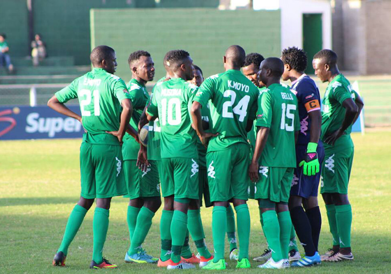 FC Platinum defend 2018/2019 Caf Champions League squad