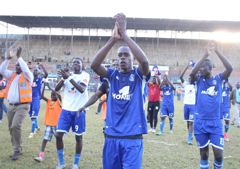 Machazane's 'hand-of-God' goal lifts Dynamos; Shabanie relegated