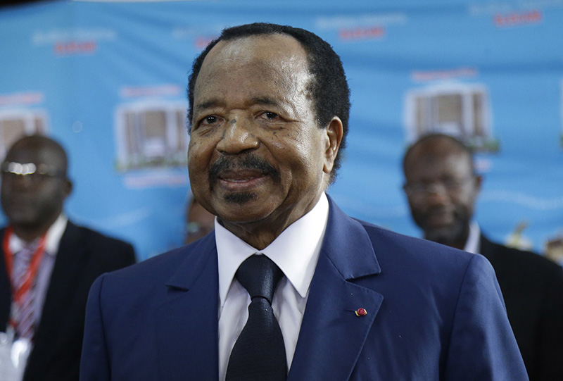 Cameroon: Africa's oldest president easily wins 7th term; low Anglophone turnout
