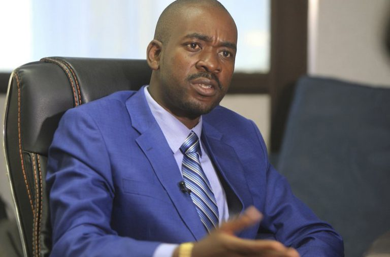 WATCH: Chamisa Accuses ZEC Of Attempts To Rig 2023 Poll