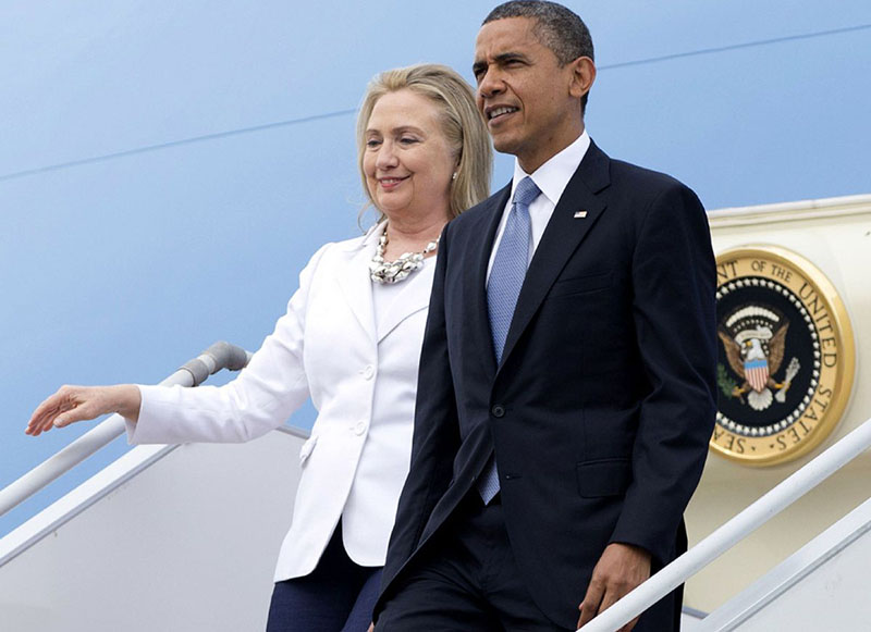 US secret service: 'Explosive device' sent to Clintons and Obama