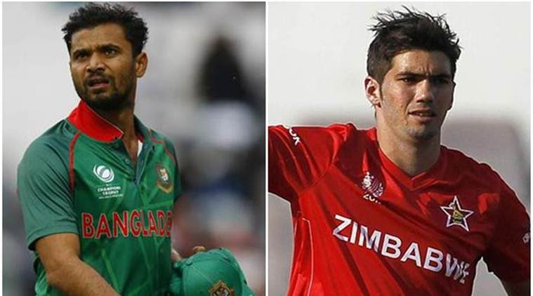 Bangladesh seal series over Zimbabwe with big win