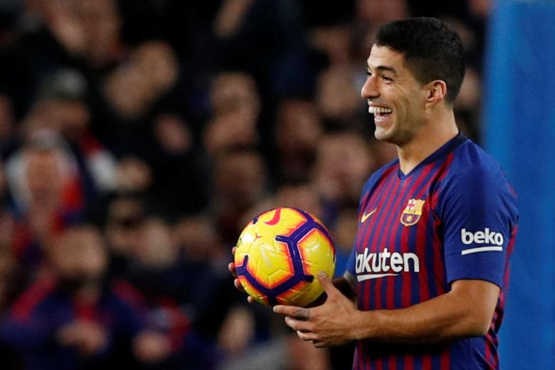 Messi-less Barca routs Real Madrid 5-1, Suarez nets hat-trick