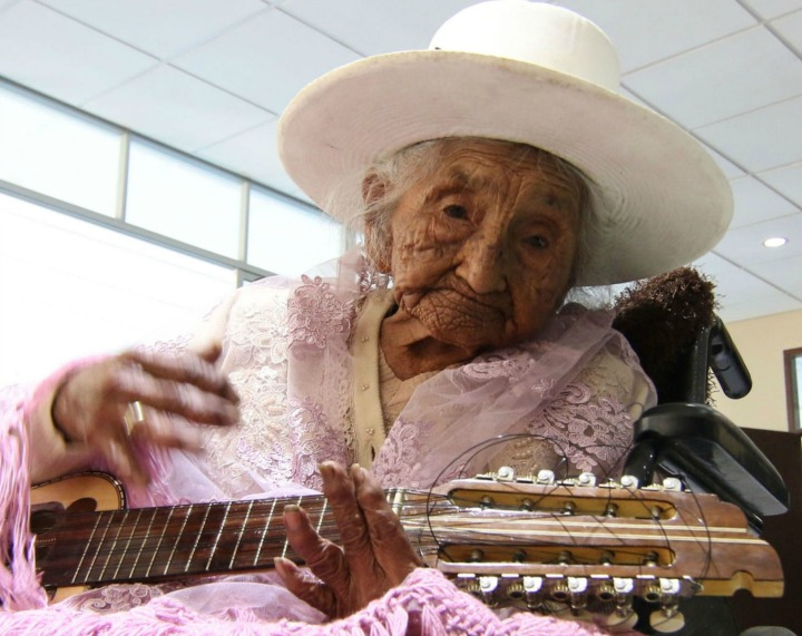 World's 'oldest woman' turns 118 years in Bolivia