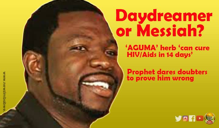 Magaya claims has found cure for HIV/Aids