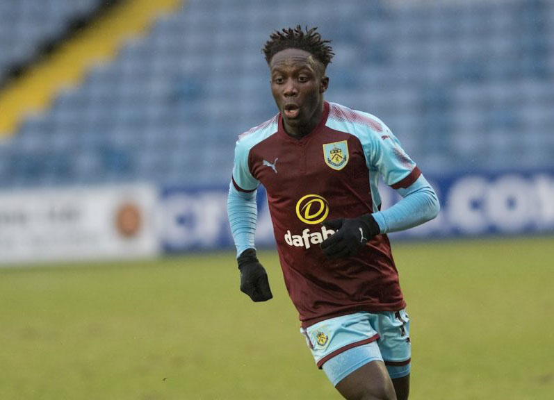UK: Burnley Academy boss praises Zim teenage ace Chakwana; Likens him to Jermain Defoe