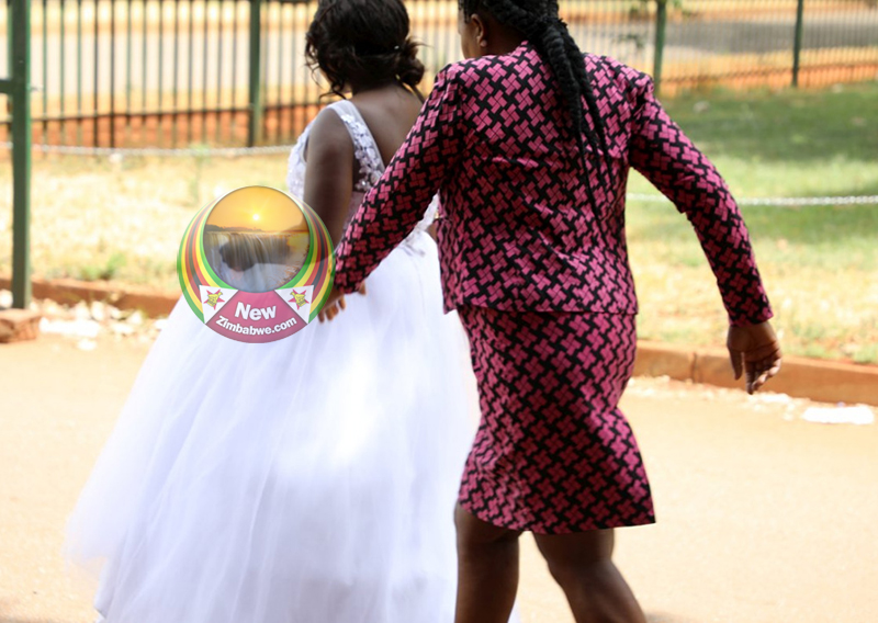 Court drama as bride does a runner; marriage cancelled as woman flees