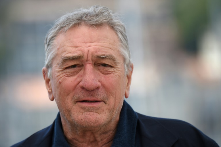 Trump critic De Niro urges Americans to vote after bomb plot
