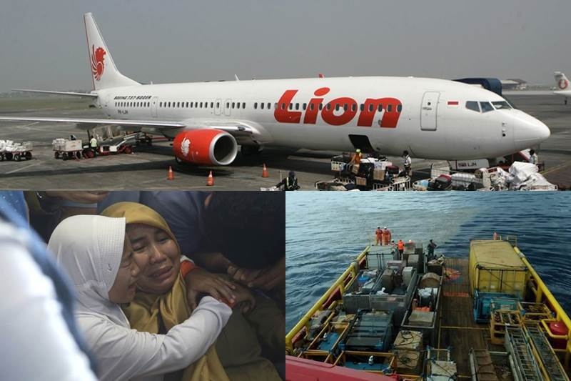 189 feared dead as Indonesian jet crashes into sea