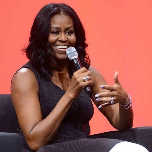 Michelle Obama's memoir sells more than 725,000 copies