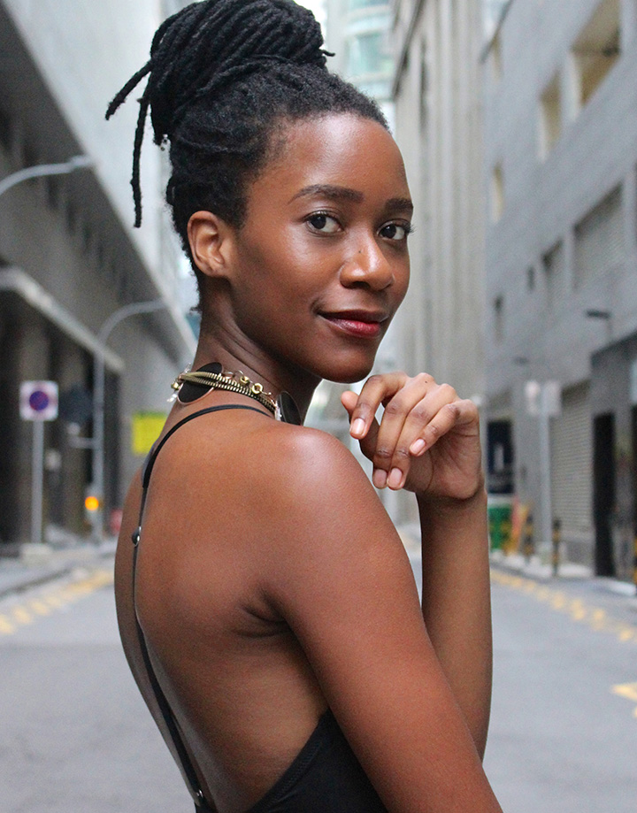 SINGAPORE: Zimbabwe's Iwani in the running for New Face 2018