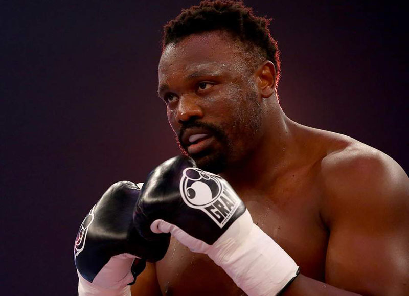Derek Chisora seeks solace from boxing on his farm