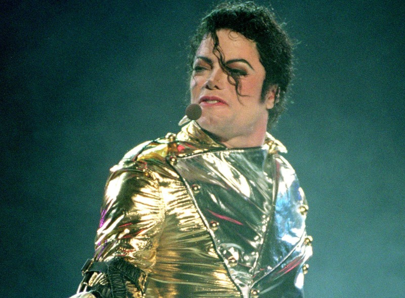 Michael Jackson Named Forbes' Top-Earning Dead Celebrity ...
