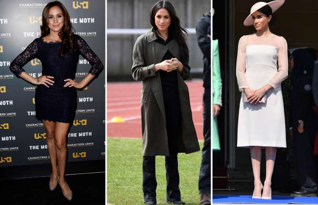 Meghan Markle slammed for spending too much on wardrobe