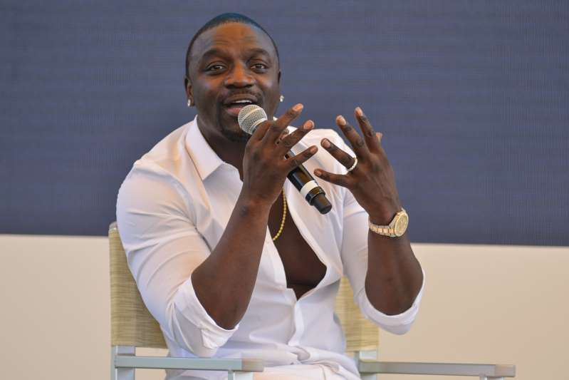 Akon 'seriously' considering running to be President