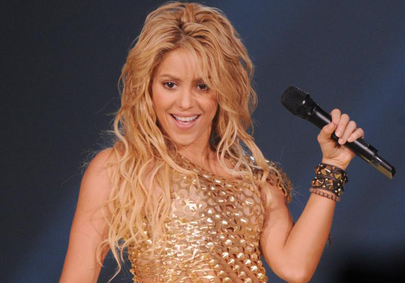 Shakira inaugurates building of 2 schools in native Colombia