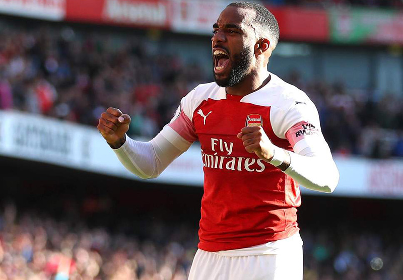 Arsenal have quality to compete with big guns, says Lacazette