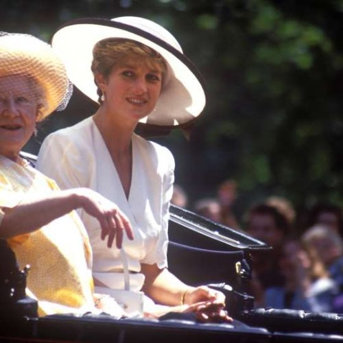 Princess Diana's favourite gym jumper sold for £42.700