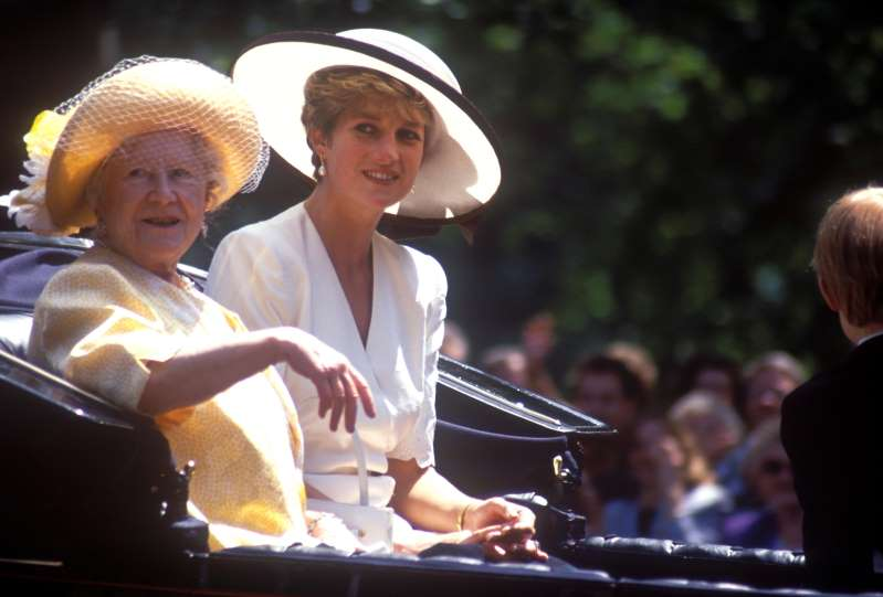 Why Queen Elizabeth 'Finally Lost Patience' With Charles, Diana