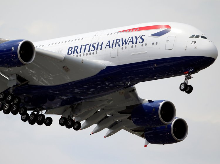 British Airways faces first global pilots' strike
