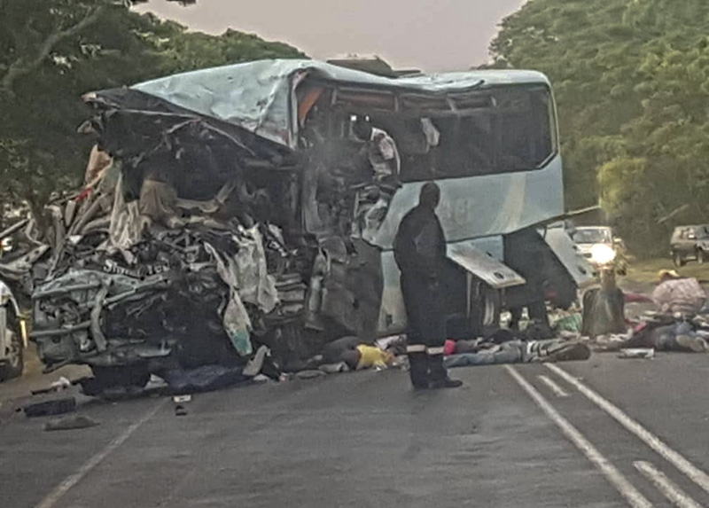 DEADLY Rusape accident: Bus did not have insurance cover