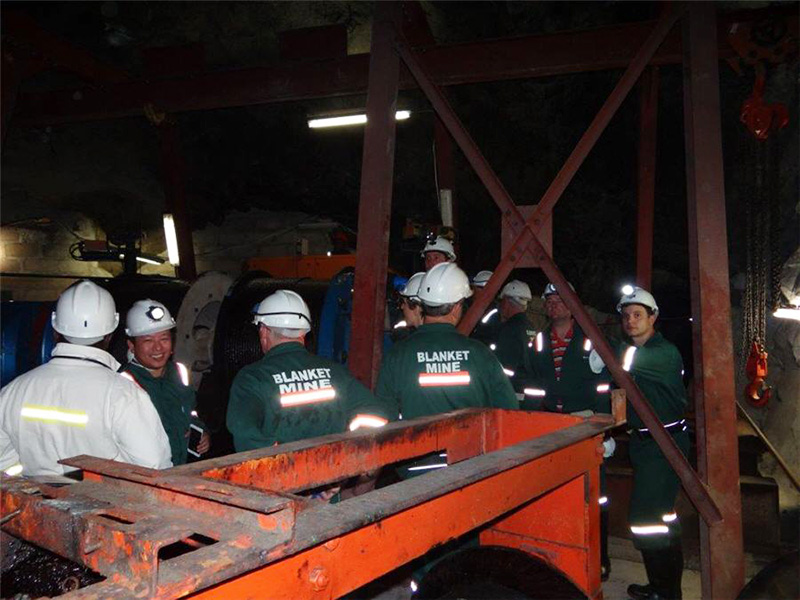 Canada-based Caledonia buys back 15% interest in Zimbabwean gold mine